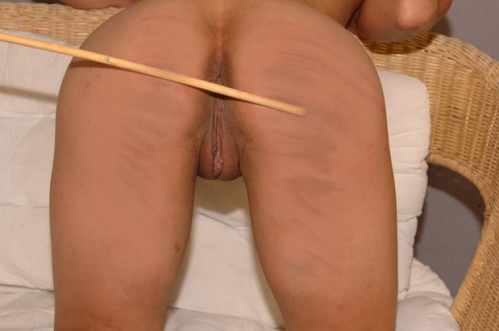 Caning casting monica matos and monika 2